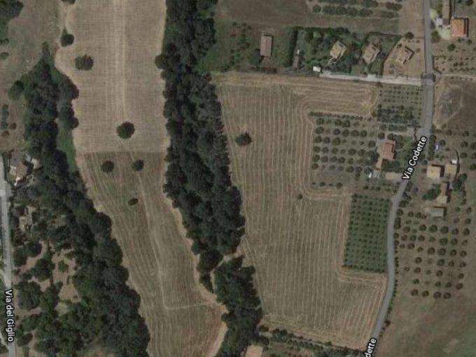 Terreno in vendita via del Giglio, Località Colle delle Rose, Riano