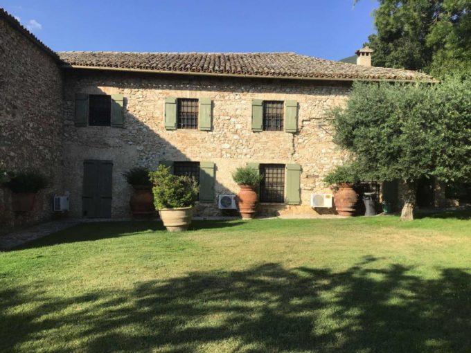 Casale in vendita Santa Maria di Reggiano, Spoleto