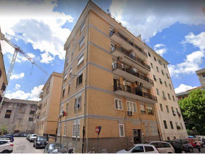 Appartamento in vendita via Giovanni Battista Nolli, Roma