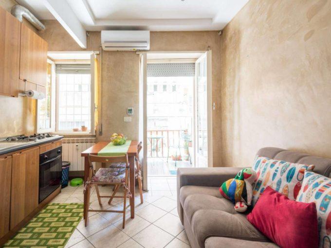 Appartamento in affitto via di Monte Verde, Roma