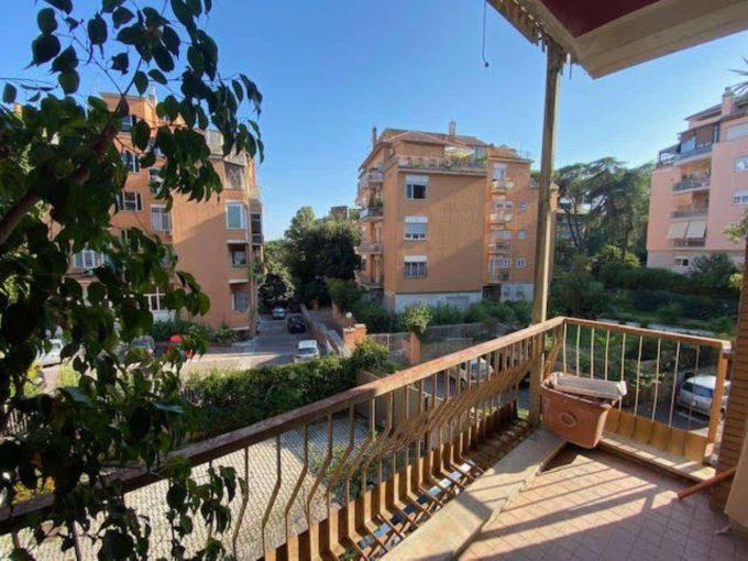 Appartamento in affitto via Colli della Farnesina, Roma