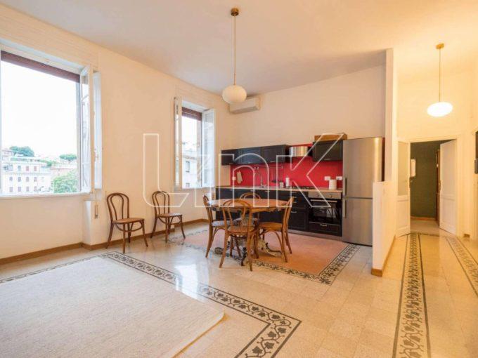 Appartamento in affitto via Ettore Rolli, Roma