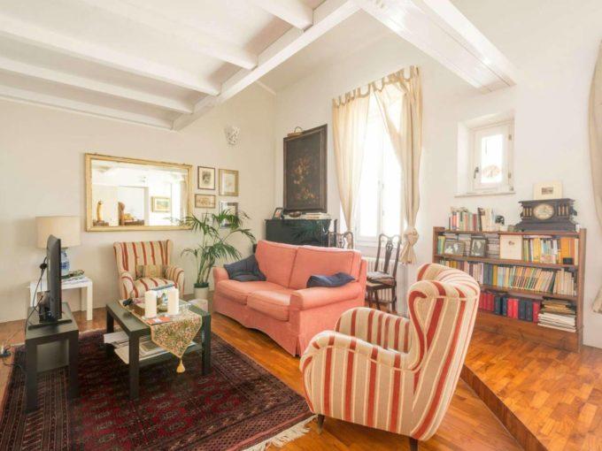 Appartamento in vendita via Goffredo Mameli, Roma