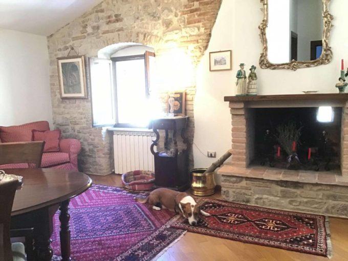 Appartamento in vendita via Borgo Nuovo, Todi