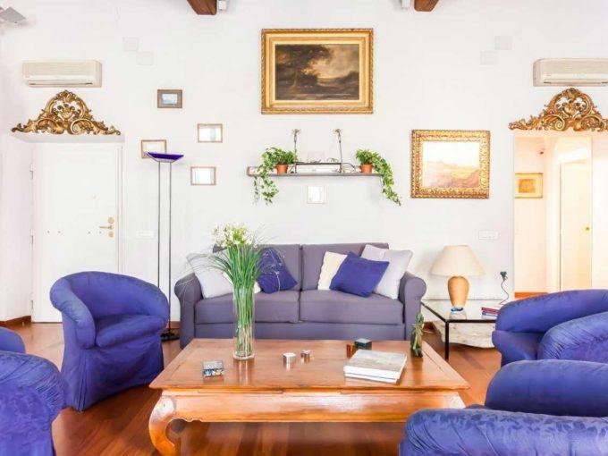 Appartamento in affitto via del Lavatore, Roma