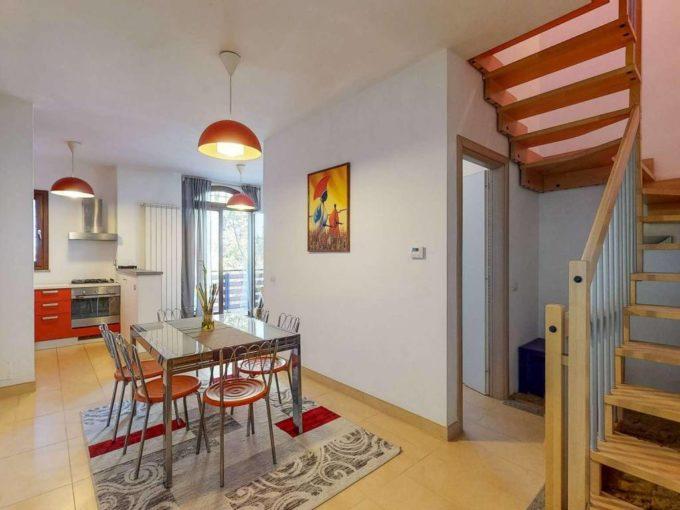 Villa a schiera in vendita via Flaminia, Morlupo