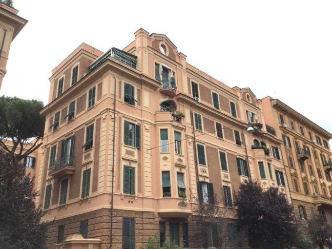 Appartamento in affitto via Antonio Mordini, Roma
