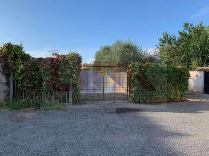 Terreno in vendita via del Mandrione, Roma