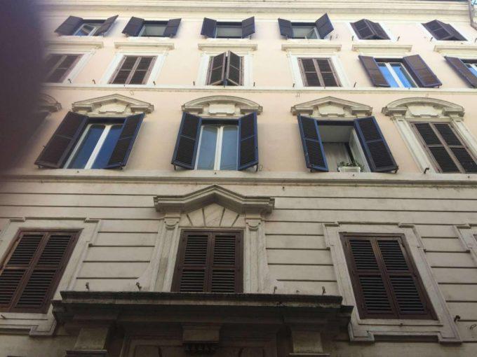 Appartamento in affitto via Campo Marzio, Roma