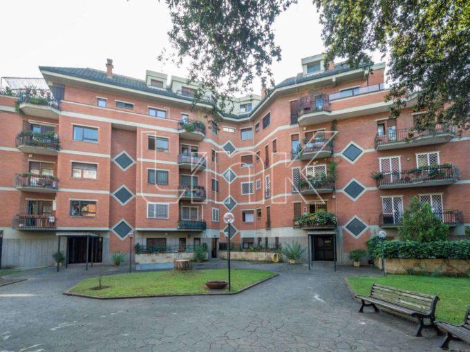 Appartamento in affitto via Alessandro Fleming, Roma