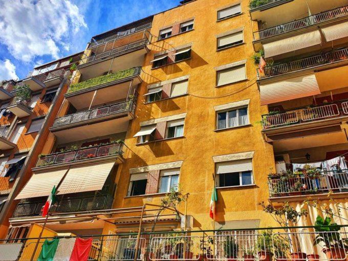 Appartamento in affitto via dei Fontej, Roma