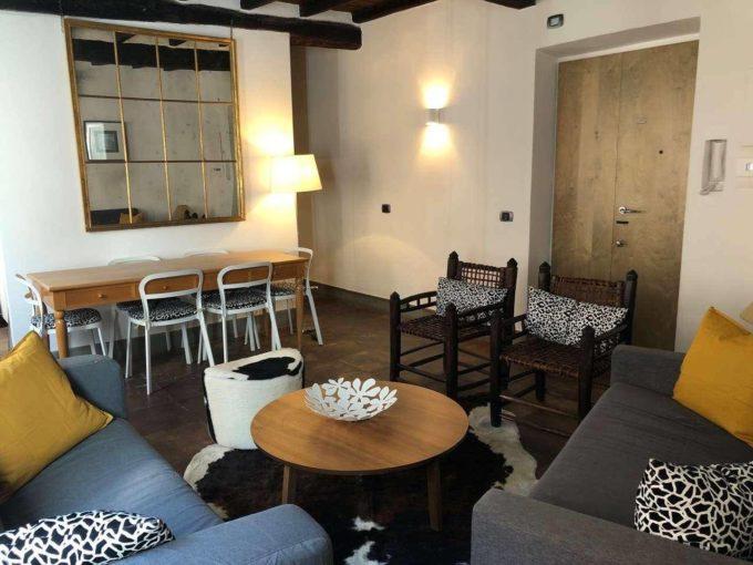 Appartamento in affitto via Brunetti, Roma