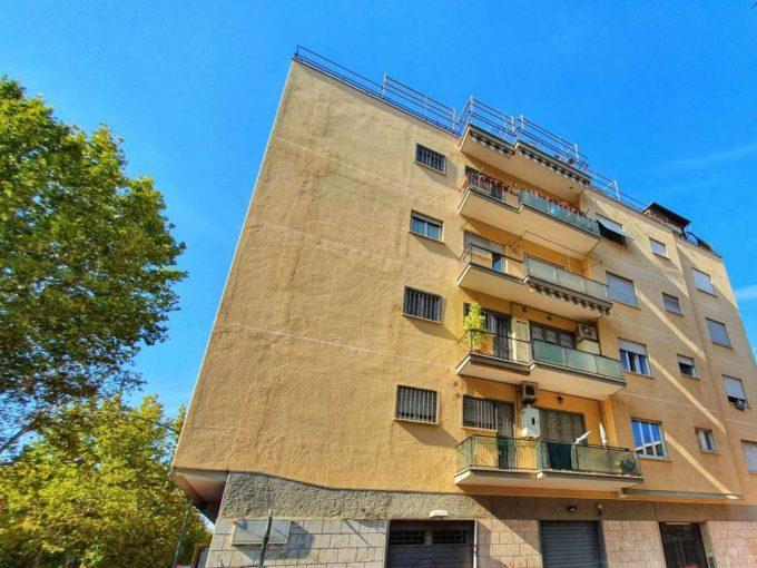 Appartamento in affitto via Aulo Gabinio, Roma