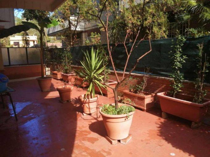 Appartamento in affitto via di San Godenzo, Roma