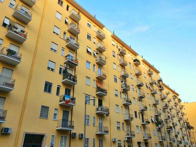 Appartamento in vendita via Valerio Flacco, Roma
