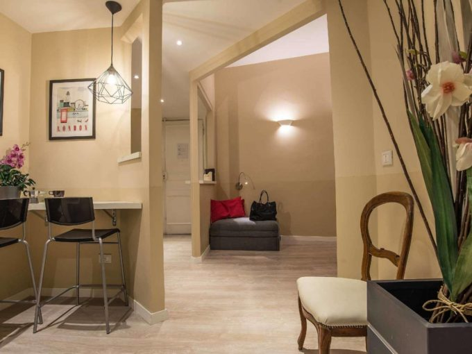 Appartamento in vendita via della Giuliana, Roma