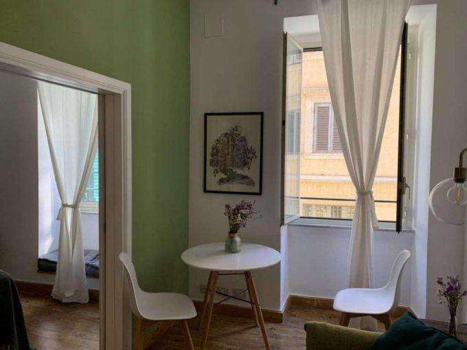 Appartamento in affitto via Giacomo Venezian, Roma