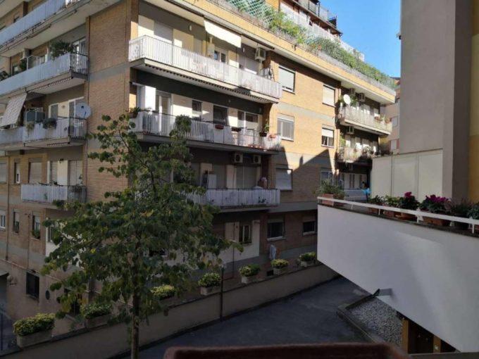 Appartamdento in affitto via Marcello II, Roma