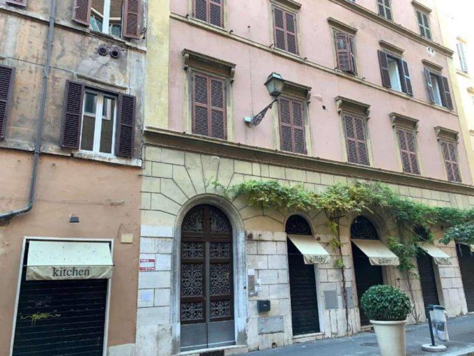 Appartamento in affitto via della Frezza, Roma