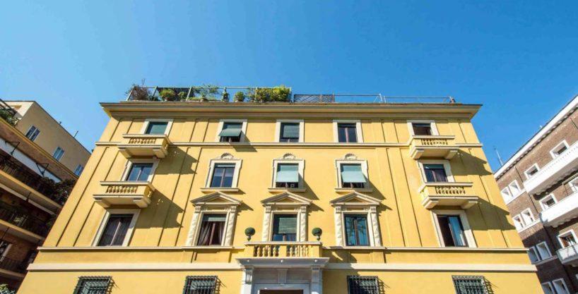 Appartamento in vendita via Panama, Roma
