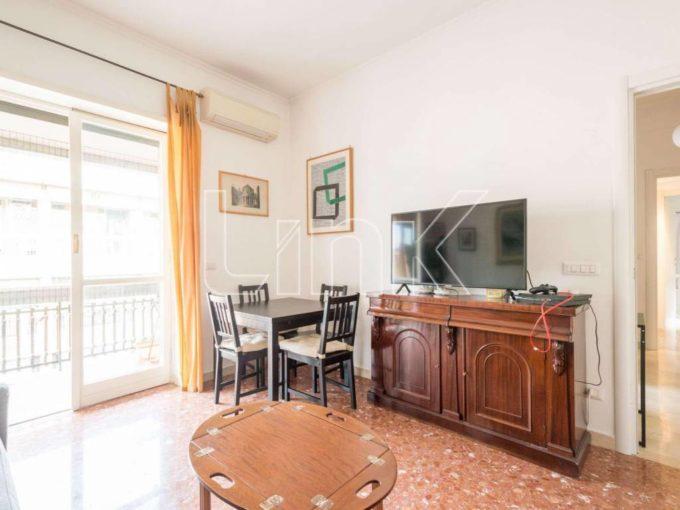 Attico in affitto via Federico Nansen, Roma