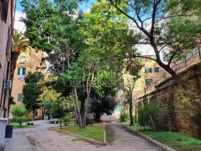 Appartamento in vendita via Sannio, Roma