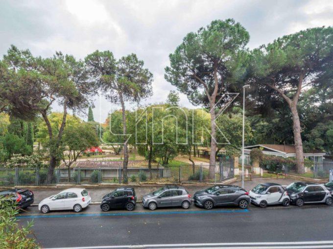 Appartamento in vendita via Arbia, Roma