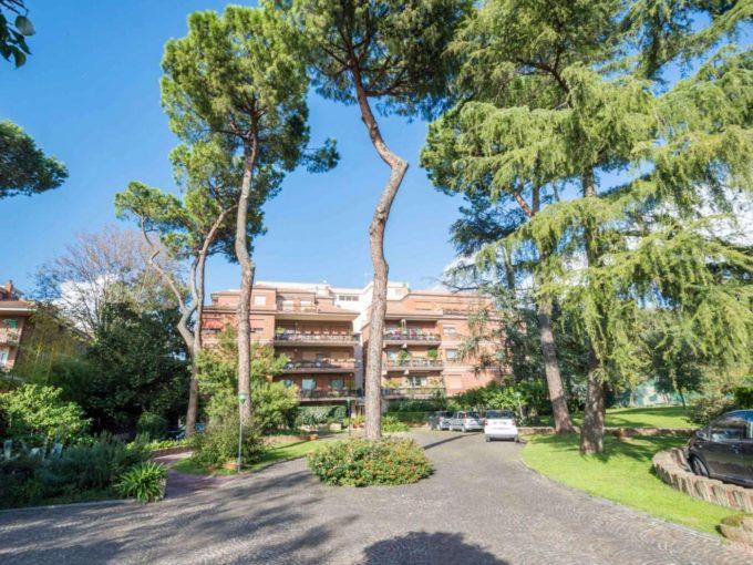 Appartamento in vendita via Aurelia Antica, Roma