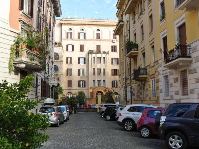 Appartamento in affitto via Giorgio Baglivi, Roma