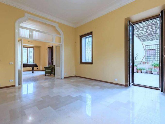 Appartamento in affitto via di Villa Patrizi, Roma