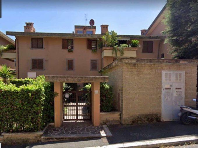 Appartamento in affitto via Domenico Falcioni, Roma