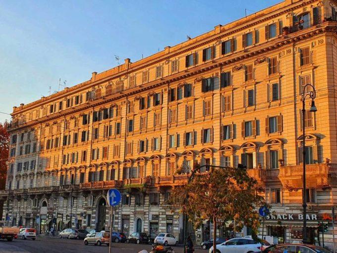 Immobile all'asta in via San Giovanni in Laterano, Roma
