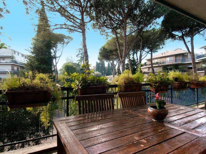 Appartamento in affitto via Massimi, Roma