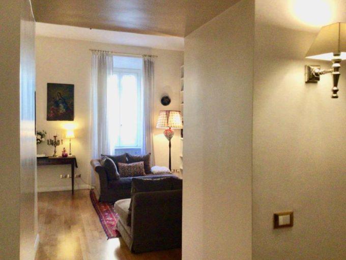 Appartamento in vendita via Oslavia, Roma