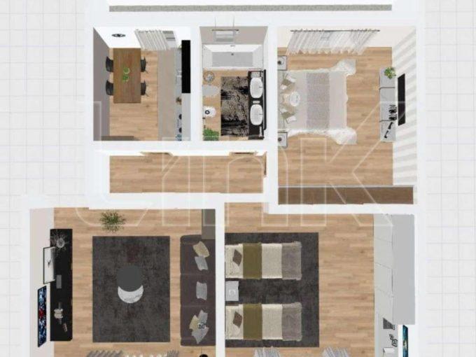 Appartamento in vendita via Monte Ruggero, Roma