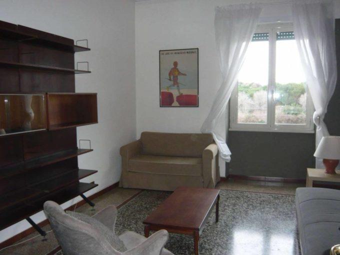 Appartamento in affitto via del Porto Fluviale, Roma