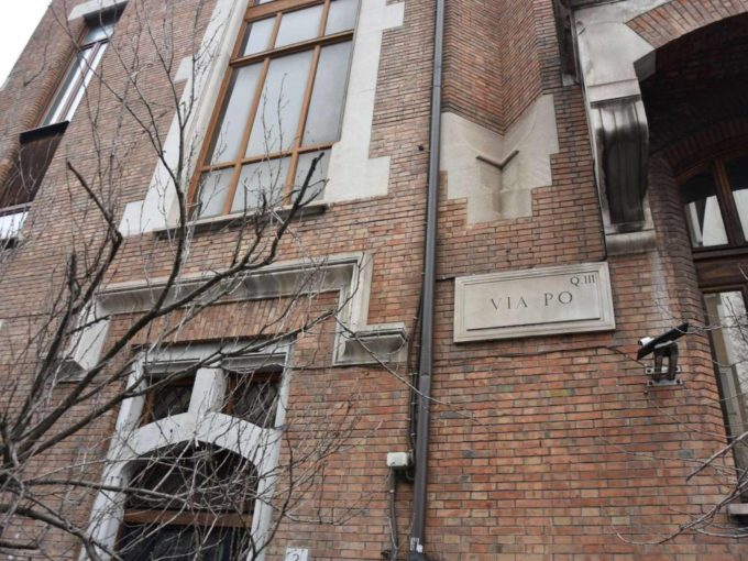 Appartamento in  affitto via Po, Roma
