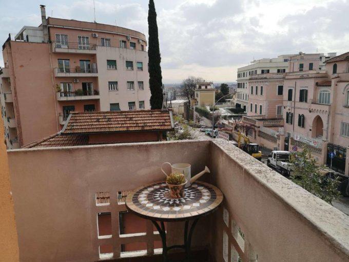 Appartamento in affitto via Lorenzo Valla, Roma