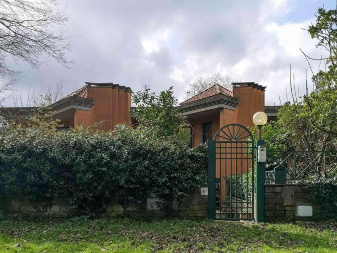 Villa in vendita viale dei Noccioli, Ariccia