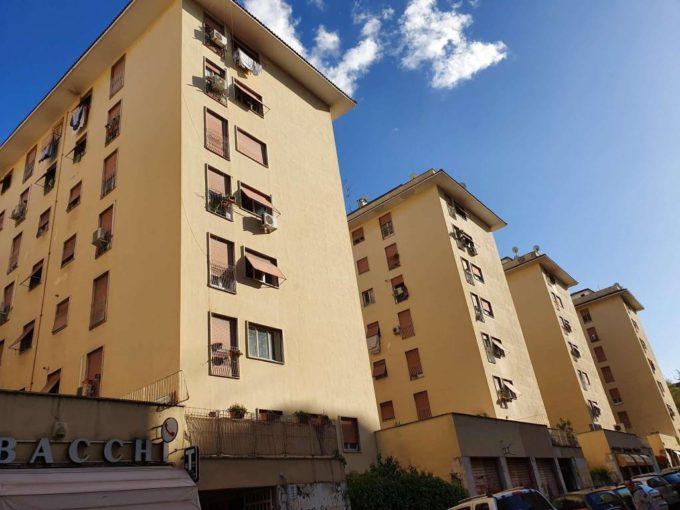Appartamento in vendita Nuda Proprietà via Calpurnio Pisone, Roma