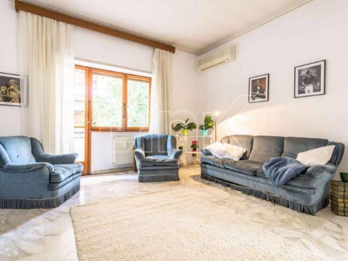 Appartamento in vendita via Tito Omboni, Roma