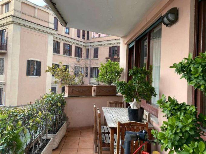 Appartamento in affitto via Monti Parioli, Roma