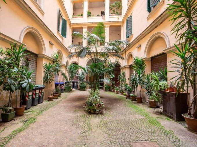 Appartamento in affitto via Natale del Grande, Roma
