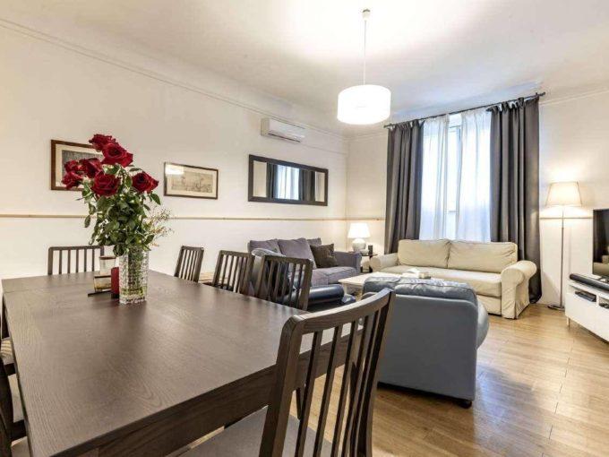 Appartamento in affitto via dei Monti Parioli, Roma