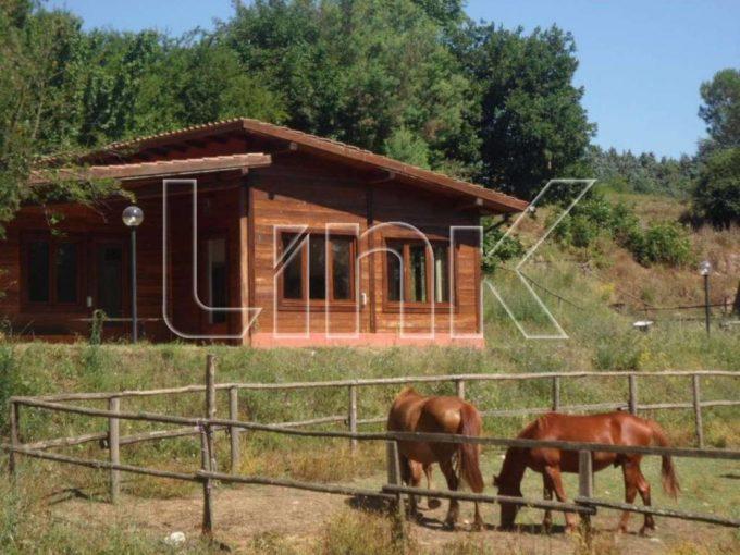 Cottage indipendente via della Giustiniana, Roma