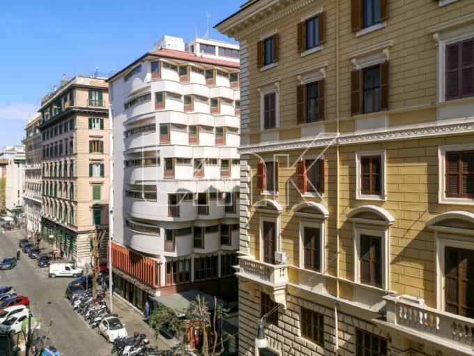 Appartamento in affitto via Ennio Quirino Visconti, Roma