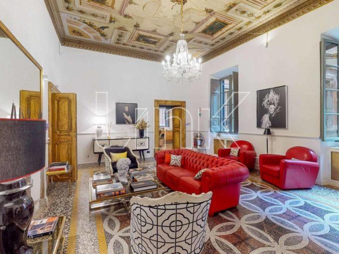 Appartamento in affitto via Fontanella Borghese, Roma