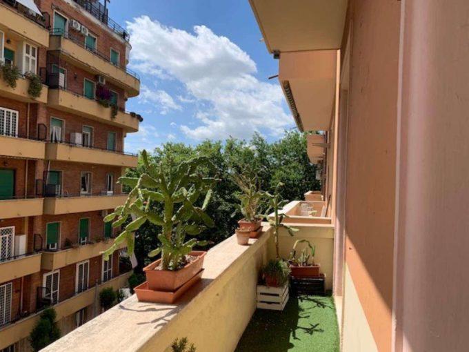 Appartamento in vendita via Francesco Milizia, Roma