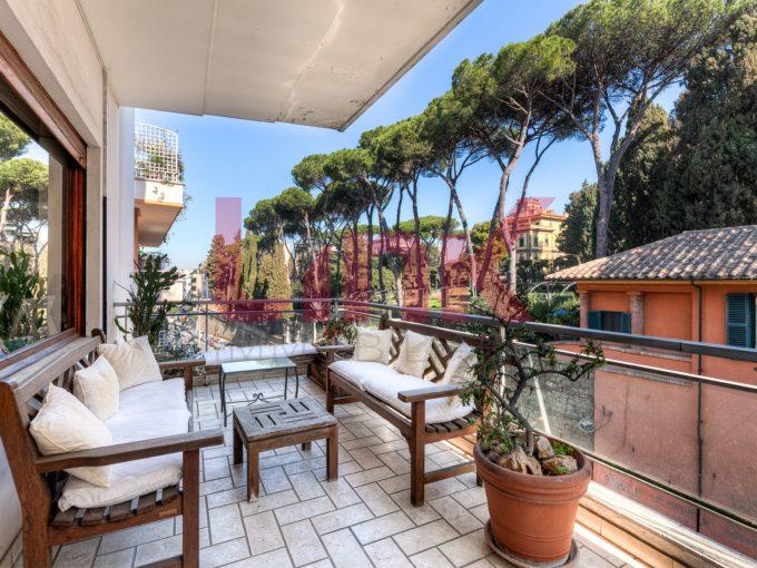 Appartamento in vendita via di San Valentino, Roma