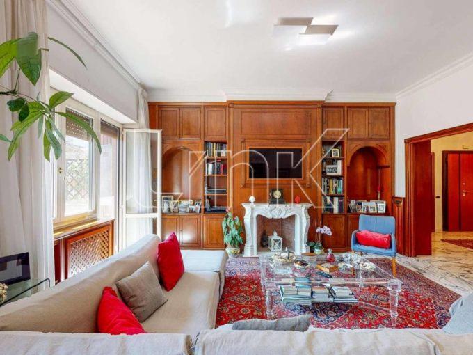 Appartamento in vendita via della Balduina, Roma